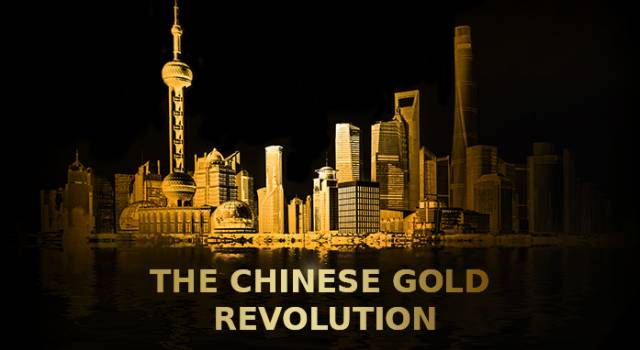 The role of gold in China: Yuan vs Dollar