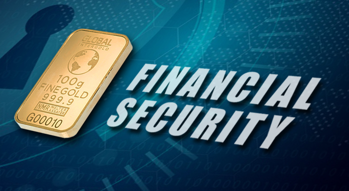 Buy gold, ensure your financial security!