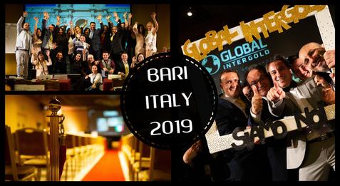 [Vídeo]: La conferencia de Líderes en Bari