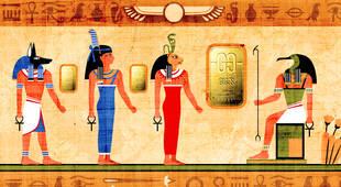 L'Egitto è affascinato dalle possibilità dell'oro