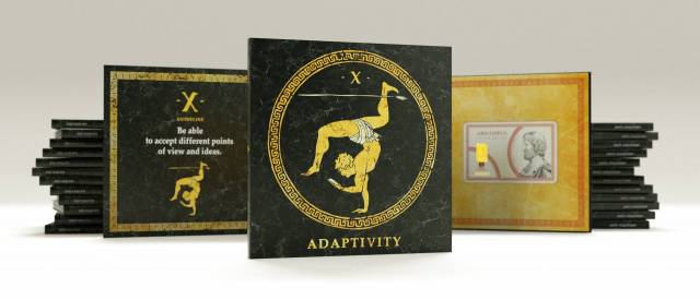 "THE ""ARISTIPPUS' GOLD"" COLLECTION: ADAPTIVITY"