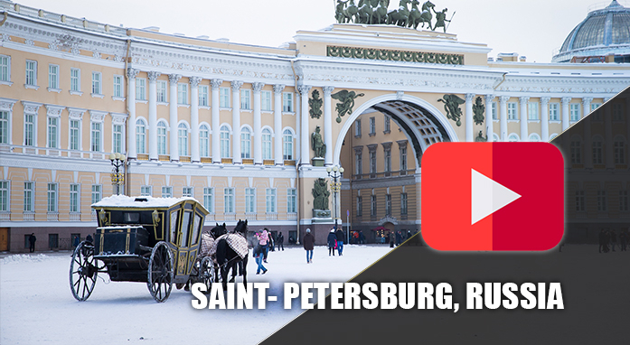 [VIDEO] Lo más destacado de los eventos en San Petersburgo