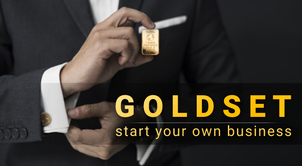 Your first GoldSet: start your own business