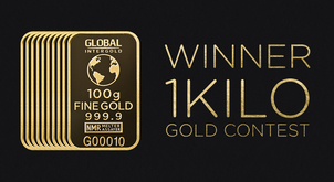1 KG Gold Contest Winner is determined!