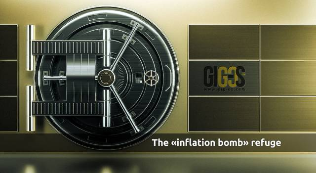 "The ""inflation bomb"" refuge"