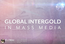 International mass media devote their pages to Global InterGold