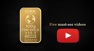 Cinque video imperdibili per tutti i clienti di Global InterGold