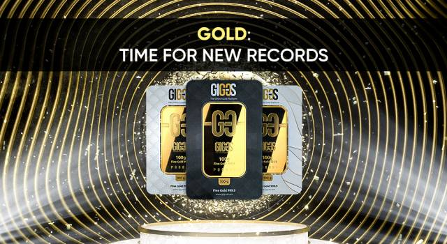 Gold: time for new records