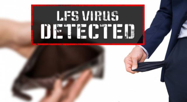 The LFS virus = Low quality of life