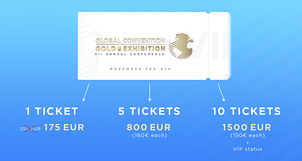 Go to Global Convention together with your team!