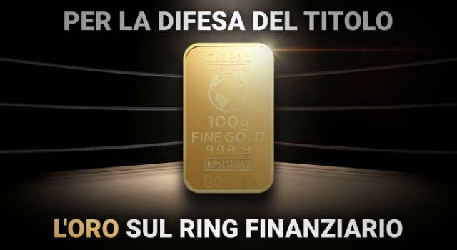 Per la difesa del titolo: un incontro di boxe finanziaria