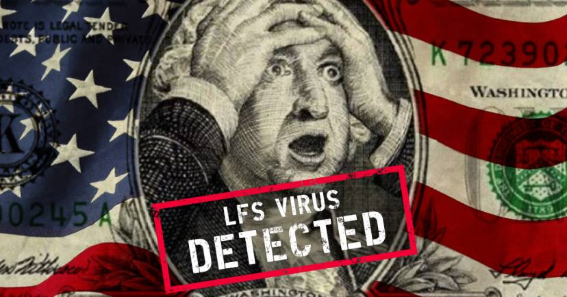 We tell about the biggest debtor countries and how the LFS virus spreads around the world.