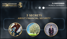 Global Convention 2017: sneak peek at 3 TOP secrets of financial security