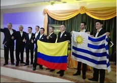 Global InterGold's conference in Cucuta: a new start for Colombia!